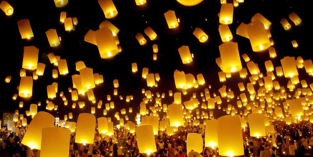 Loi Kratong Festival Chiang Mai