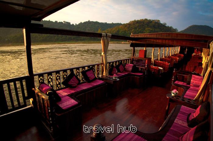Chiang Kong to Luang Prabang cruise